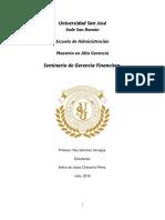 Resumen PMbook capitulos 3 y 4