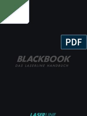 Laserline Blackbook