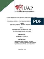 Monografia Enfermedades de La Mucosa Oral