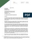 Response to CPR Bensenville letter