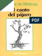 El canto del pajaro - Anthony de Mello.pdf