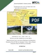 Perfil La Calzada - Selva Alegre