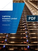 2015 12 16 KPMG Independent Valuation Report