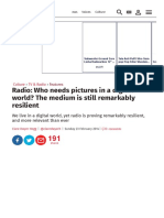 ARTIGO INDEPENDENT_Radio_ Who needs pictures in a digital world_ The medium is still remarkably resilient _ Features _ Culture _ The Independent.pdf