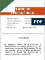 155200239 Plano de Emergencia