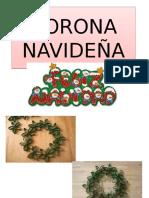 Corona Navideña