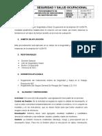 SG-SSO-PR-11  PROCEDIMIENTO DE ELABORACIÓN DE INDICADORES DE GESTIÓN DE SSO.docx