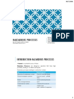 Assignment 1-Harzardous Processes