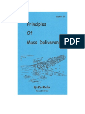 Principles of Mass Deliverance_Win Worley | Mary, Mother Of