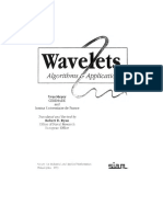 1992 - Meyer - Wavelets Algorithms and Applications