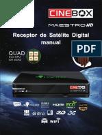 Cinebox Maestro STB Manual 150506