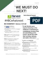 Next 8 Consistent Heb 10-19-25 Handout 082116
