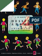 Dessin Animé et animation des films d'amateurs