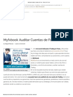 Myfxbook Auditar Cuentas de Forex
