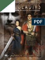 1 Page RPG - Pax Gladius - Pax Gladius