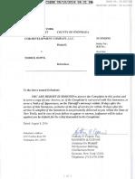 COR Development v. Todd Howe