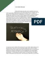 Prado - Debate Crítico Alrededor de La Estética Relacional