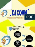 DJ COMM.pptx