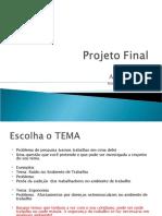 Projeto Final Introdução