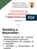 Presentación Arrendamiento Financiero. Grupo 15.pptx