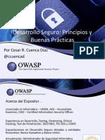 Desarrollo Seguro Principios y Buenas Prácticas..PDF-46512075