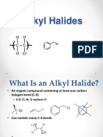 Lecture-1 Alkyl Halide dinusha