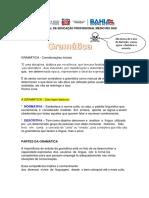 Assuntos para prova de Ligua Portuguesa - Nutrição.pdf