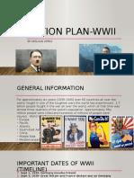 Action Plan Presentation