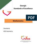 geometry-standards