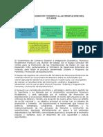 Políticas de Promoción y Fomento a Las Exportaciones Del Ecuador