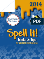 2014 Spell It-full-color Booklet