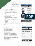 Base de Datos Con Jsp y Jquery Mobil2