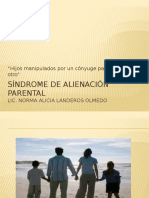 Síndrome de Alienación Parental TIJUANA