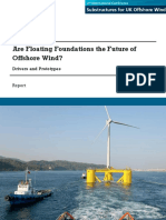 Are Floating Foundations the Future of Offshore Wind?
