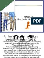 ambulasi