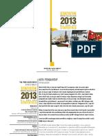 Statistik Migas 2013
