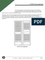 HP 3PAR F-Class Storage System_Q226B