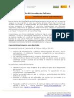 Ficha Convenio Matricula NCPP