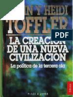 La Creación de una Nueva Civilización - Alvin Toffler.pdf