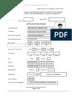 Applicationform Final 2014