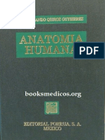 Anatomia Humana 1 Quiroz