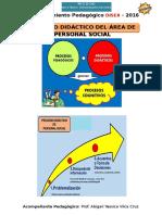 Proceso Didactico_personal Social