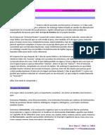 DM 1 - El Mito de La Proteína - Irene Bueno