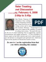 2008 Seminars