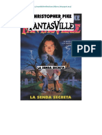 Christopher Pike - Serie Fantasville 01 - La Senda Secreta