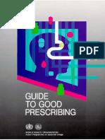 Guide to Good Prescribing.doc