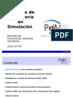 PDM Modelacion Acero al carbono y fibra de carbono