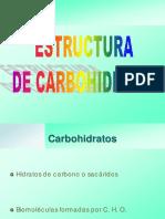Estructura carbohidatos