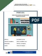 Modulo de Doctrina Policial 22-07-2016