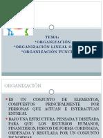 2.Organizaciones Tipos y Disenos